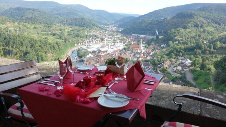 Hotels in der Nähe von Schloss Eberstein